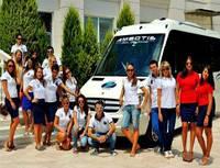 Internship Turkey. Отельні / Трансферні / шоп гіди в Туреччину (робота з польськими туристами)