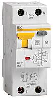Дифференциальный автоматический выключатель АВДТ 32 C63 100мА IEK