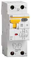 Дифференциальный автоматический выключатель АВДТ 32 C50 100мА IEK