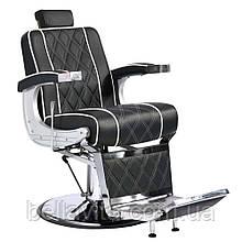Перукарське чоловіче крісло Valencia Lux