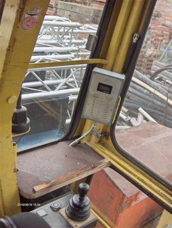 Аренда башенного крана  LIEBHERR 112 EC-H , фото 2