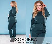 Костюм женский ,батал р.48,50,52,54 Sorokka XL