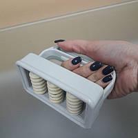 Насадка трехроликовая для вакуумного массажора Мединтех, фото 1