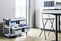 Офисная передвижная тележка для подвесных папок 200 MULTI DUO, фото 6
