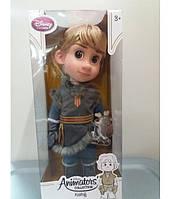 Кукла DISNEY Animators Collection Кристофф, в коробке, большая 40см, оригинал из США