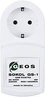 Умная розетка Geos SOKOL-GS1A, фото 1