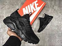 Мужские кроссовки Nike Air Huarache Run Ultra(ТОП РЕПЛИКА ААА+)