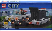 Конструктор City Полицейский патруль 85014
