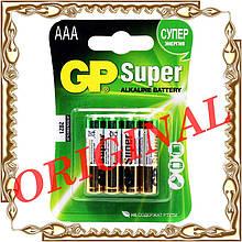 Батарейка GP Super R3, бокс навісний 40 шт/уп.