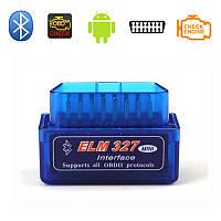 Bluetooth мини сканер ELM327 V1.5 OBD2 сканер диагностики авто