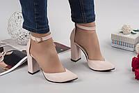 Туфли Veroni пудра