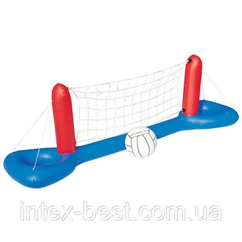 52133 BW Волейбольный набор (сетка 244х64 см + мяч), фото 2