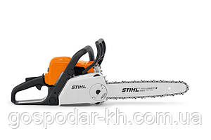 Бензопила STIHL MS 180 C-BE | бытовая, шина 35 см, 1,9 л.с.