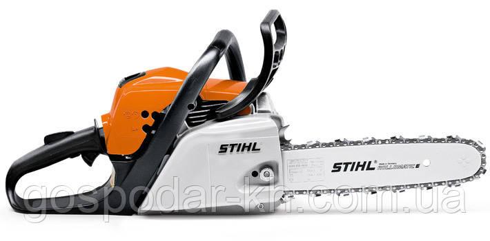 Бензопила STIHL MS 211 | бытовая, шина 35 см, 2,3 л.с.