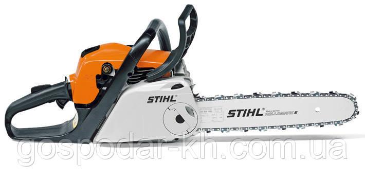 Бензопила STIHL MS 211 C-BE | бытовая, шина 35 см, 2.3 л.с.