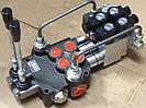 Электрогидравлический распределитель с механическим дублированием 2 P80 EHOR (цена с НДС)