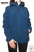 Женская ветровка синяя Kirkland р. L 50