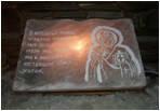 Светильник соляной:  книги отче наш, Николай Угодник, фото 1