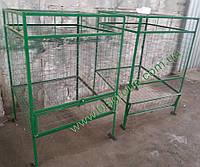 Контейнер для отходов ПЭТ (пластика), 1,5 м3