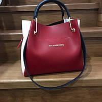 Комбинированная сумка женская ОР4571