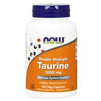 Taurine 1000 мг 100 капс. (энергетики)