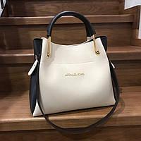 Комбинированная сумка женская ОР4572