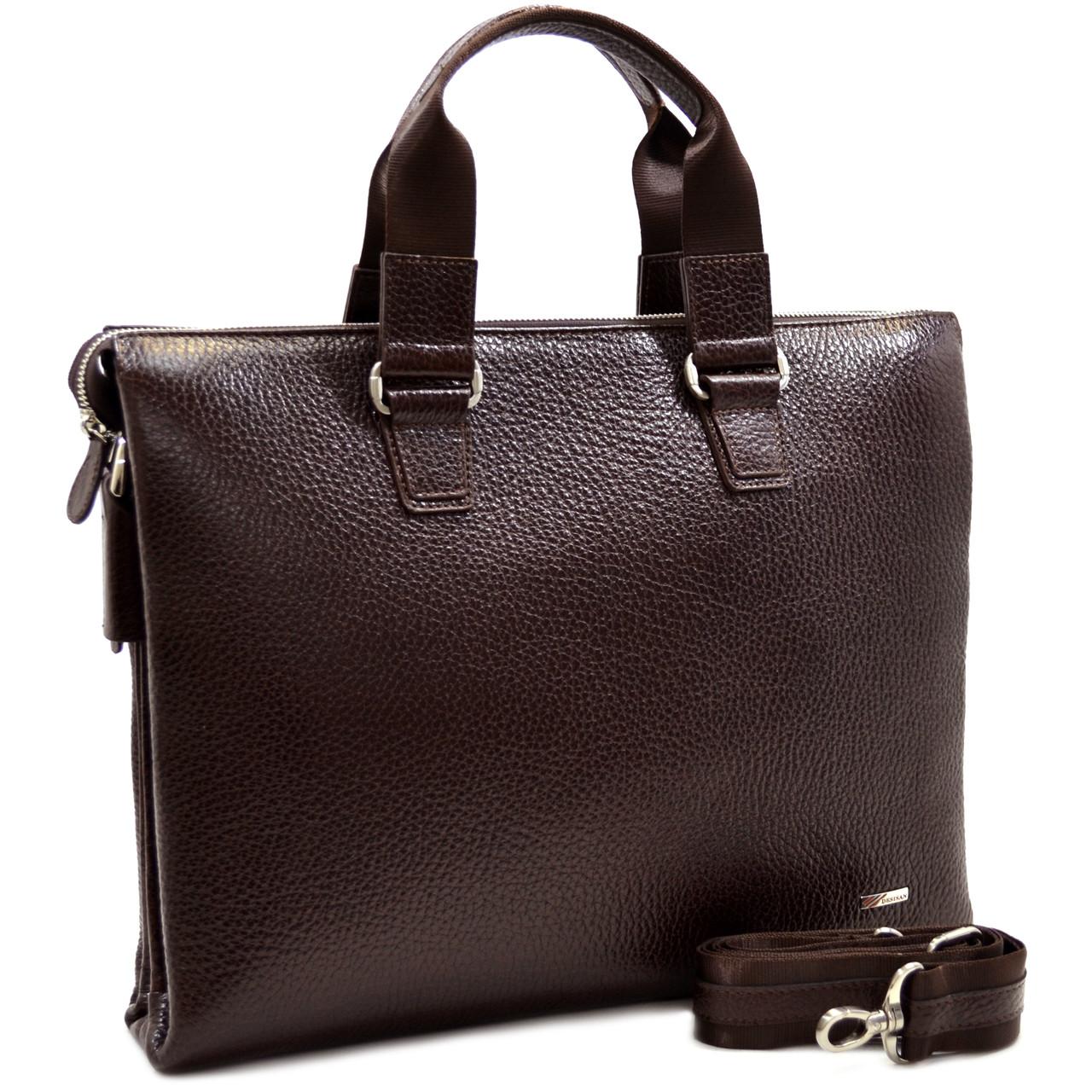 9af1dc5698cd Кожаная мужская сумка для документов Desisan - Интернет-магазин