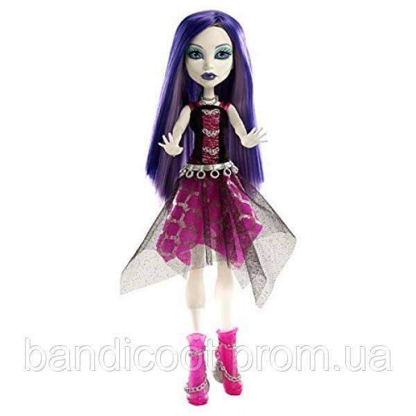 Кукла Спектра Вондергейст - Она Живая, Монстер Хай  Monster High It's Alive Spectra Vondergeist Doll