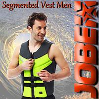 Страховочный жилет мужской JOBE Segmented Vest Men