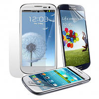 Защитная пленка для Samsung GT-i9192 Galaxy S4 mini, глянцевая