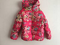 Демисезонная куртка Kenzo для девочки. Размеры от 3-х до 8-ми