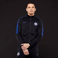 53582bf5 Promo Спортивная кофта Nike Chelsea FC 17/18 NSW Fran Authentic Jacket  905477-010 (