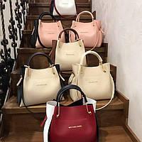 Комбинированная сумка женская ОР4573