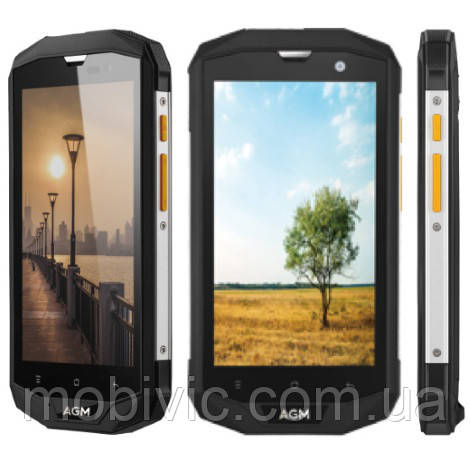 Смартфон AGM A8 SE (2/16) оригинал - гарантия!