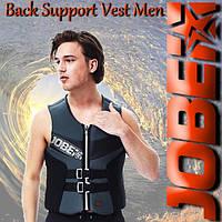 Страховочный жилет мужской JOBE Back Support Vest Men