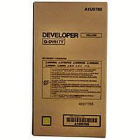 Девелопер Konica Minolta Developer DV-617 Y Yellow