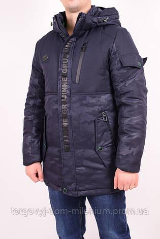 Куртка мужская (цв.S1) зимняя GRUJINNE S-058 Размер:46, фото 2