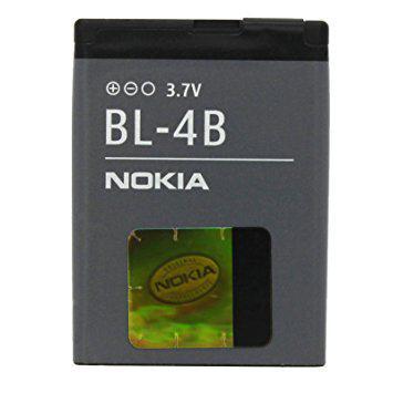 Аккумулятор батарея Nokia BL-4B 2630 2660/ 2760/ 6111/ 7370/ 7373/ 7500 Prism/ N76, 2605, 2760, 7500