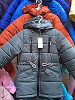 Демисезонная куртка мальчик подросток Данило 116-134р
