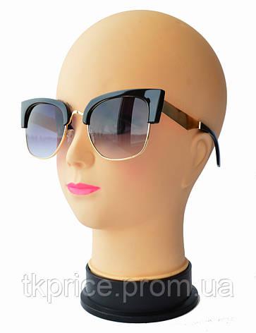 Стильные женские солнцезащитные очки 2823, фото 2