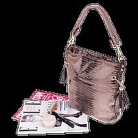 Женская сумочка Realer P111 (хаки)
