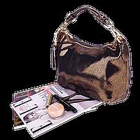 Женская сумка Realer P112 (Латунь)