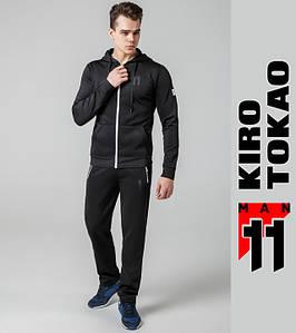 Kiro Tokao 579 | Мужской спортивный костюм черный-белый