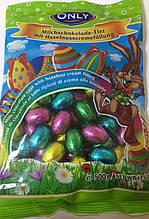 Пасхальные шоколадные яйца Only 500 g