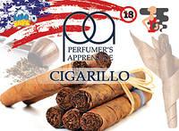 Cigarillo Ароматизатор TPA (Мягкий трубочный табак) 10мл