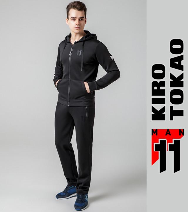 Kiro Tokao 579 | Костюм мужской черный-черный