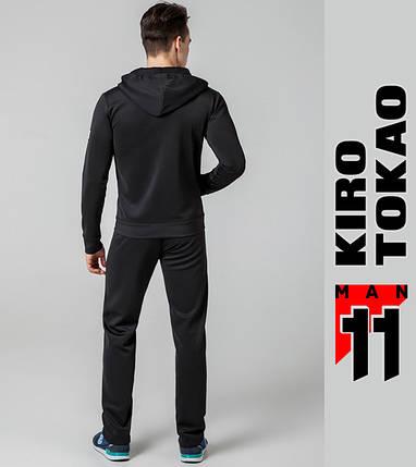 Kiro Tokao 579 | Костюм мужской черный-черный, фото 2