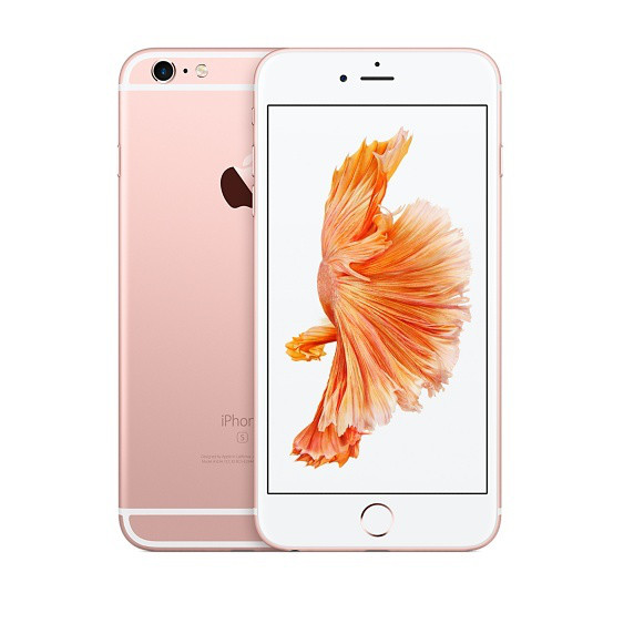Apple iPhone 6s Plus 64GB Rose Gold (MKU92) Восстановленный