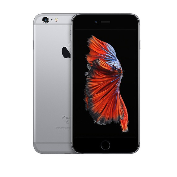 Apple iPhone 6s 16GB Space Gray (MKQJ2) Восстановленный