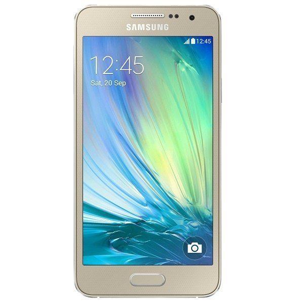 Samsung A300H Galaxy A3 dual (Champagne Gold)